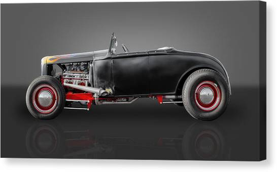 1930 Ford Street Rod Canvas Print
