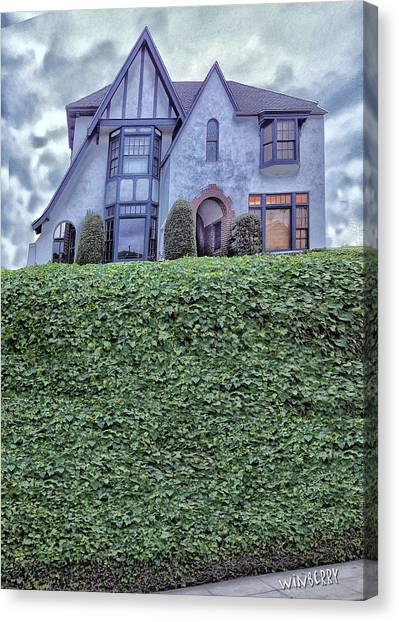 Abdoo House Canvas Print
