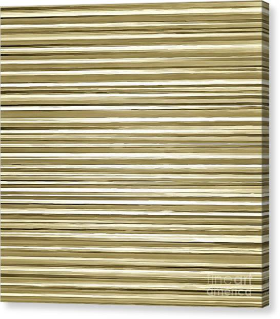 Aspect Canvas Print - Abstract Lines 3 by Edward Fielding