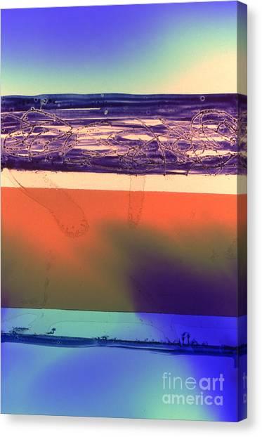 Abstrait3 Canvas Print
