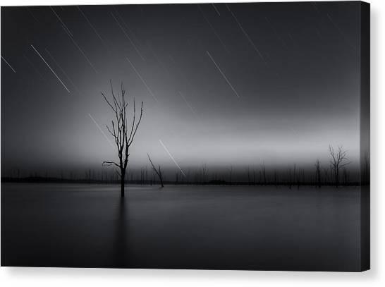 Desolation Canvas Print - Alive by Taylor Franta