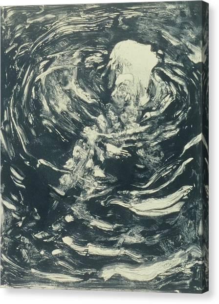 Canvas Print - Answer by Chae Min Shim
