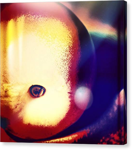 Amazing Canvas Print - Apple by Jason Michael Roust