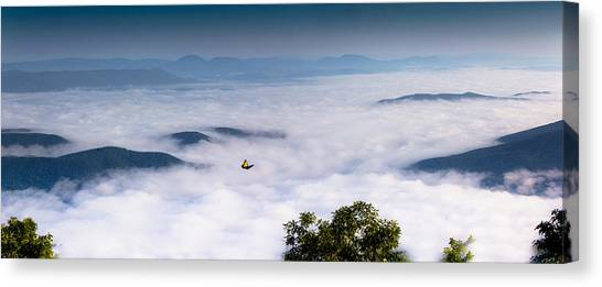 Ascending Hope Canvas Print
