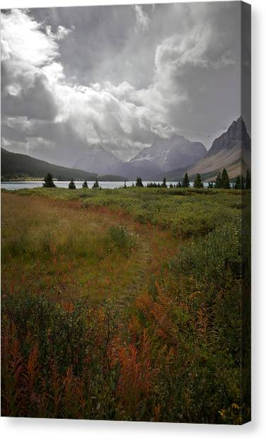 Atmosphere Canvas Print