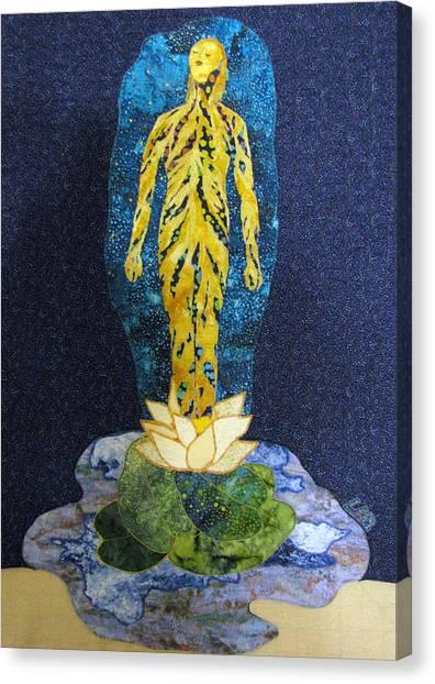 Awakening Canvas Print by Lynda K Boardman