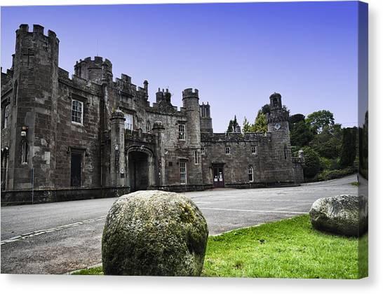Balloch Castle Canvas Print