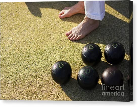 Lawn Bowls Canvas Prints | Fine Art America