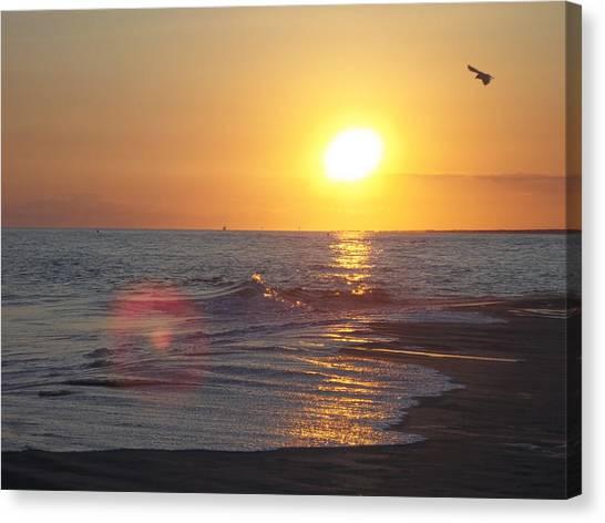 Beach #6 Canvas Print