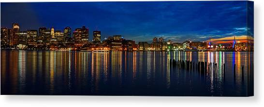 Boston 4031 Canvas Print