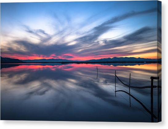Brighter Horizons Canvas Print