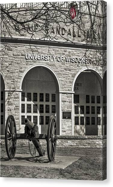 Camp Randall - Madison Canvas Print