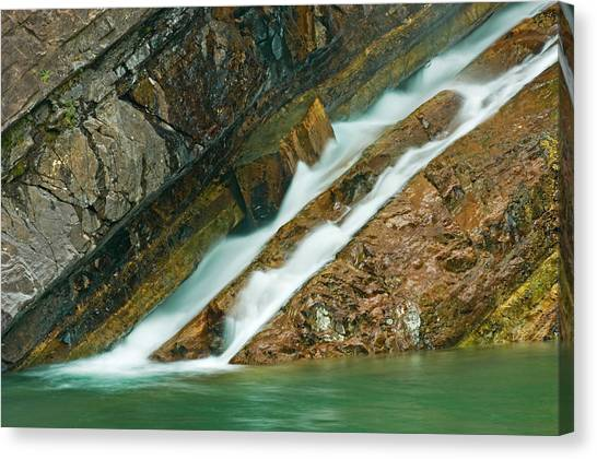 Canada, Alberta, Waterton Lakes Canvas Print by Jaynes Gallery