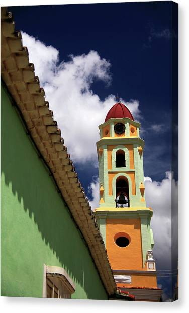 Cuba Canvas Print - Central America, Cuba, Trinidad by Kymri Wilt