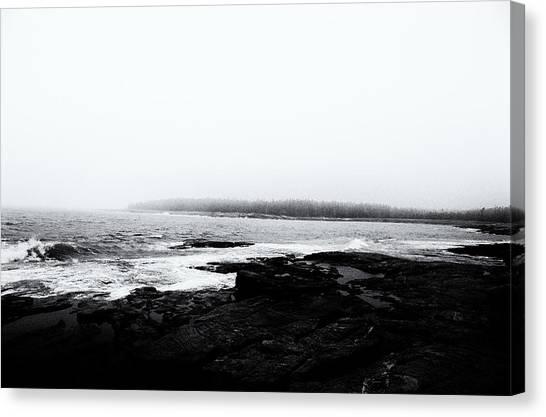 Coastal Scene 13 Canvas Print