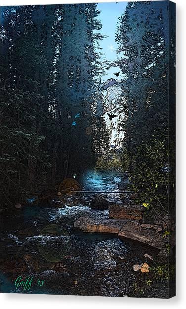 Colorado Fairyland Canvas Print