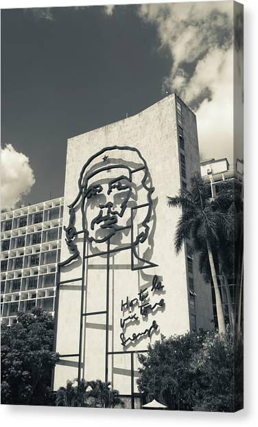 Cuba Canvas Print - Cuba, Havana, Vedado, Plaza De La by Walter Bibikow