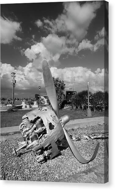 Cia Canvas Print - Cuba, Matanzas Province, Playa Giron by Walter Bibikow