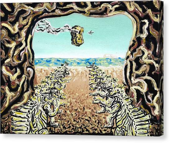 Cult Erie Canvas Print