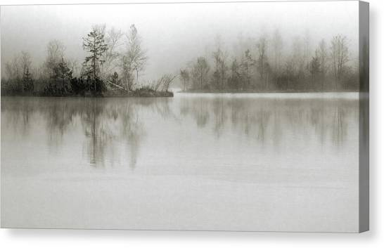 Mood Canvas Print - Dissolution by Henrik Spranz
