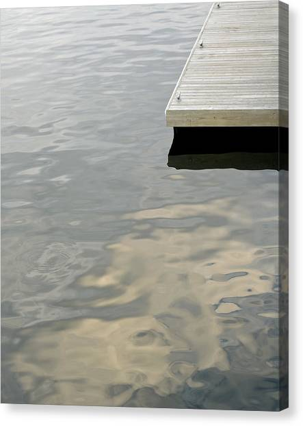 Dock Canvas Print