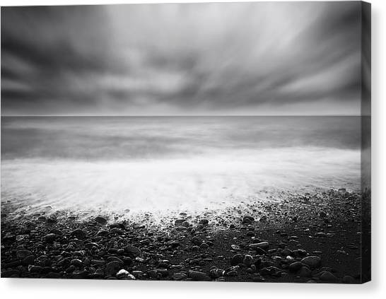 Empty Canvas Print - Emptiness by Catalin Alexandru
