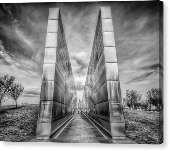 Empty Sky Memorial Canvas Print