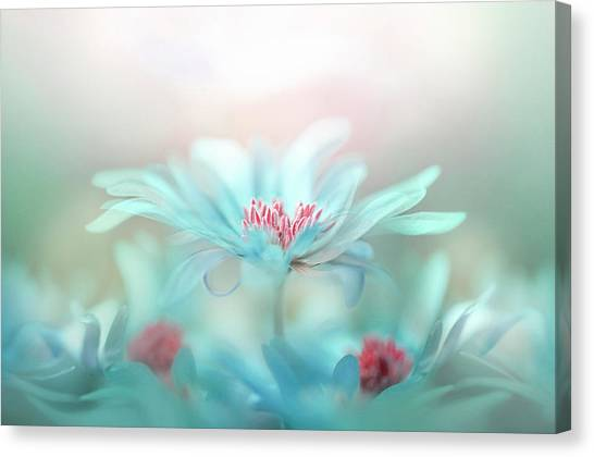 Bright Canvas Print - Fantasy by Jacky Parker