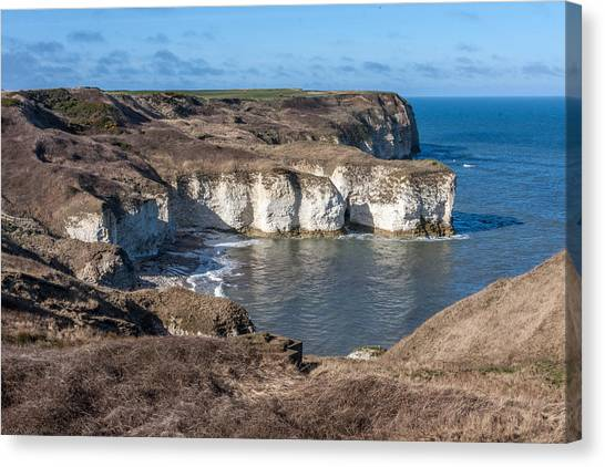 Flamborough Head Canvas Print