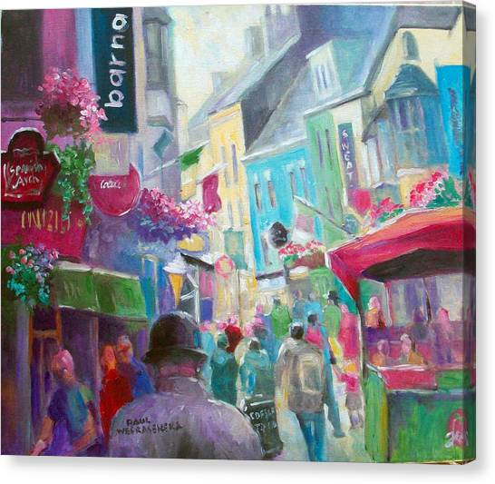 Galway  Ireland Canvas Print