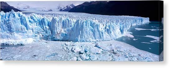 Perito Moreno Glacier Canvas Print - Glacier, Moreno Glacier, Argentine by Panoramic Images