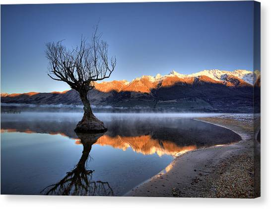 Glenorchy Canvas Print