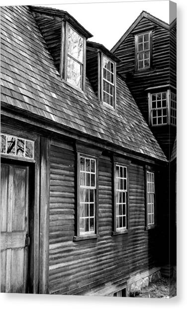 Hartwell Tavern 4 Canvas Print