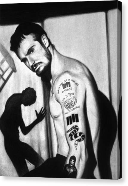 Henry Rollins Canvas Print