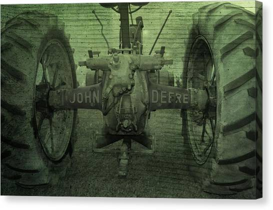 John Deere Canvas Print - John Deere by Dan Sproul