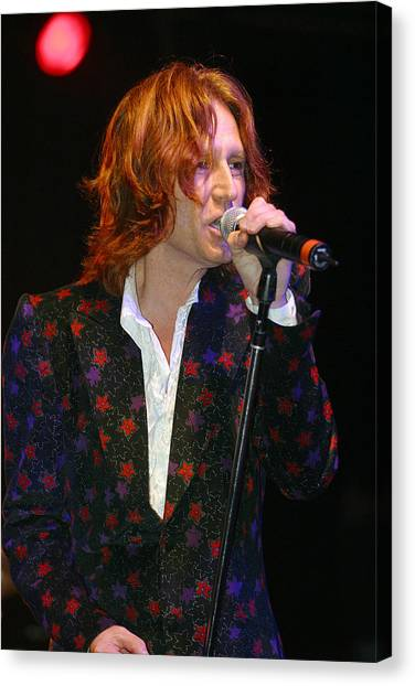 John Waite Canvas Print by Don Olea