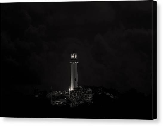 Jupiter Lighthouse Canvas Print