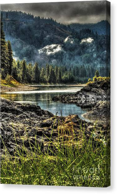 Kettle River Canvas Print