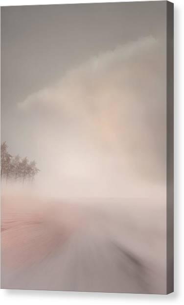 Landscape Canvas Print by Ljubinka Lepojevic