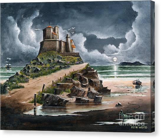 Lindisfarne Canvas Print