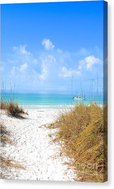 Anna Maria Island Escape Canvas Print