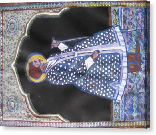 Maharaja Jai Singh Canvas Print by Vikram Singh