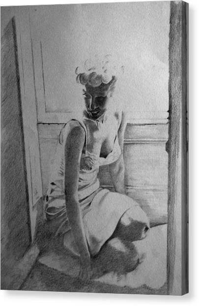 Marilyn Canvas Print
