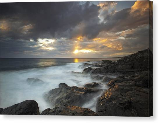 Maui Seascape Canvas Print