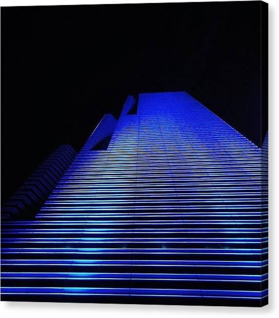 Miami Canvas Print - Miami Tower - Miami ( 1986 ) by Joel Lopez