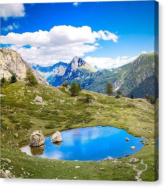 Italy Canvas Print - Miles From Nowhere by A Rey