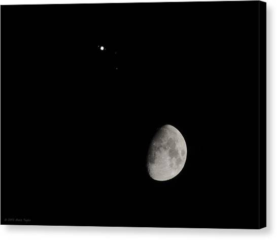 Jupiter Moons Canvas Prints (Page #22 of 23) | Fine Art America