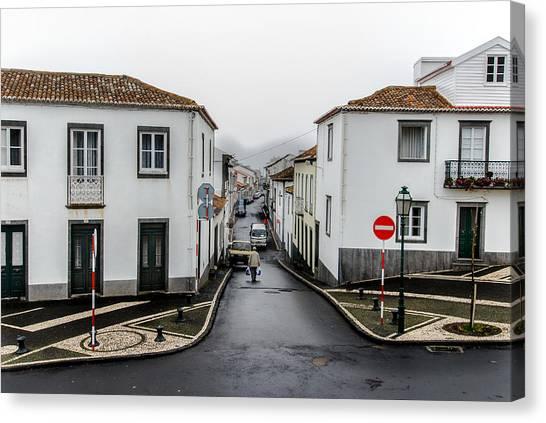 Municipality Of Ribeira Grande Canvas Print