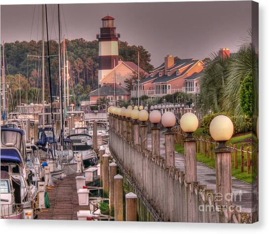 Myrtle Beach Lighthouse Canvas Print