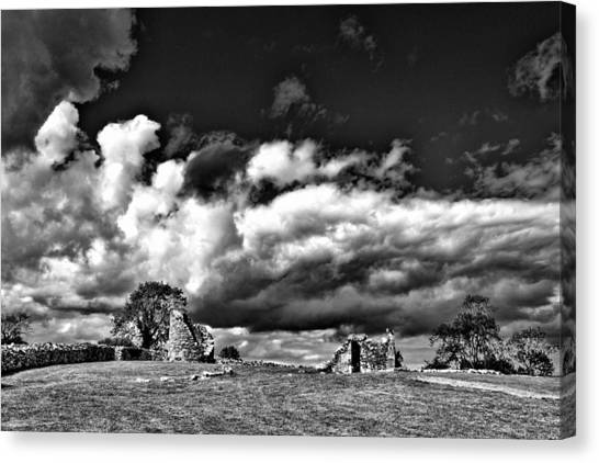 Nendrum Monastic Site Canvas Print